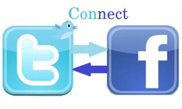 Cara Mudah Menghubungkan Akun Twitter ke Facebook
